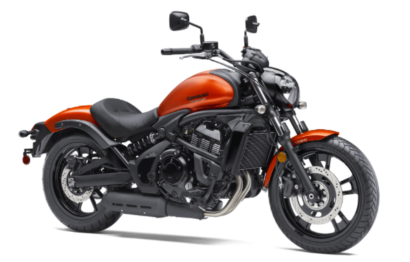 2016 Vulcan S ABS warna orange (pic source: kawasaki.com)